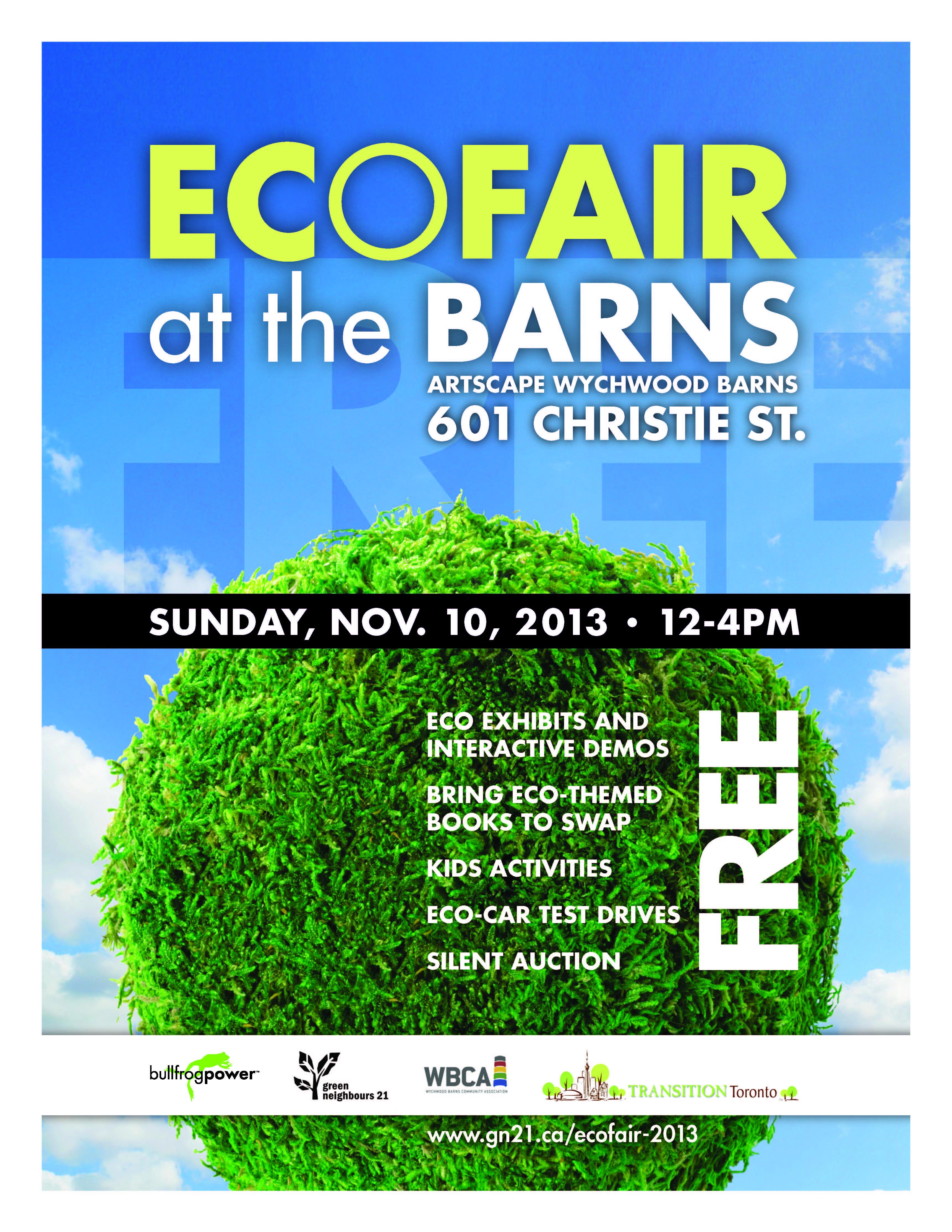 EcoFair Poster 2013